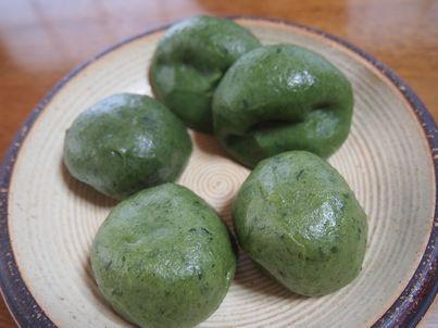 田中菓子店 草餅