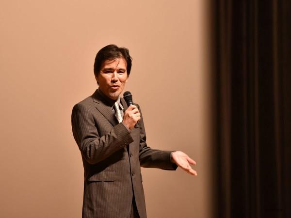 長男・冨士夫役を演じ、この映画のプロデューサーでもある桐生コウジさん