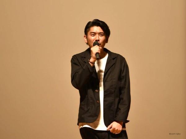 次男・義男役の斉藤陽一郎さん