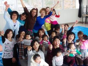「お互い様」ではじまった子どもと一緒にできるエクササイズ