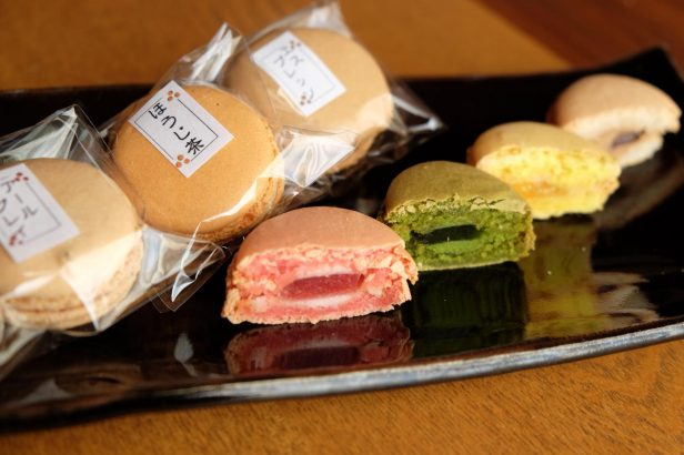 創作和菓子が新しい「御菓子司ふくしまや」