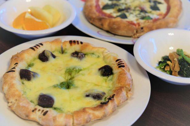 名草のピザ屋「ピッツェリア大秘境」