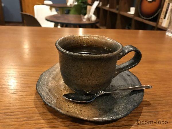 アマレロコーヒー 400円(二杯目以降は半額)