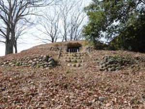 その数1,300基以上!栃木県内で古墳が最も多い場所、足利