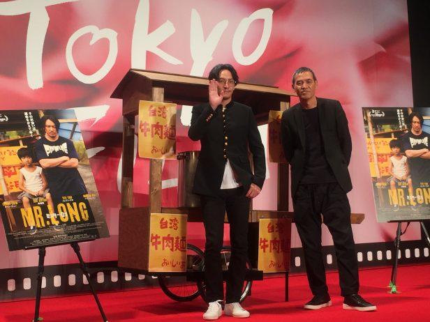 映画「MR.Long/ミスターロン」上映記念スペシャルトークイベント
