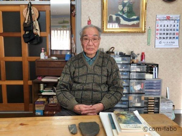 岡崎龍太郎さんは、定年まで足利市内で教師をされながら、足利の自然の新たな発見や研究に取り組み、定年後は75歳まで、市役所文化課の委託を受け、天然記念物の保護や管理にご尽力されました。